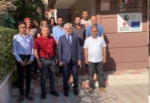 Erkan KILIÇ'ın Göçmen Hakları ve Sosyal Uyum Derneği Ziyareti detayları Protokol Haber'de.