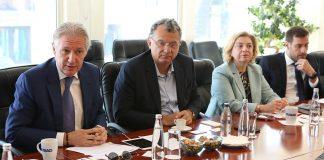 TÜSİAD, Yönetim Kurulu Başkanı, Simone Kaslowski Protokol Haber'de.