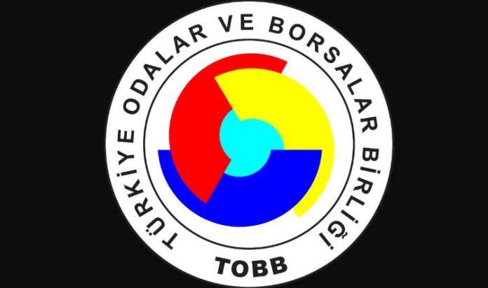 Türkiye Odalar ve Borsalar Birliği Logosu görseli Protokol Haber'de. TOBB hakkındaki bilgiler Protokol Haber'de.